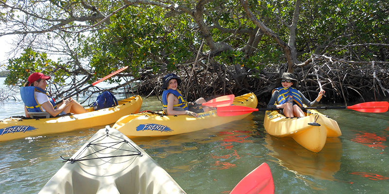 Fun for the whole family at Wiggins State Park Naples Florida