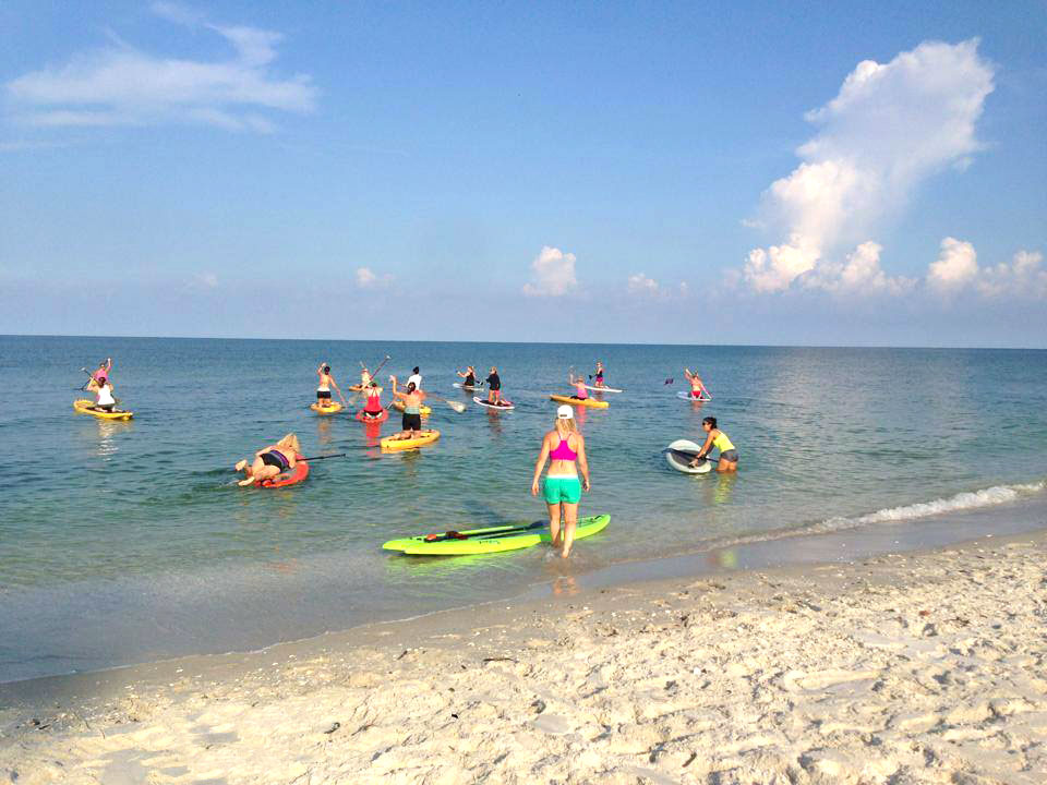 Paddleboard Classes Naples FL