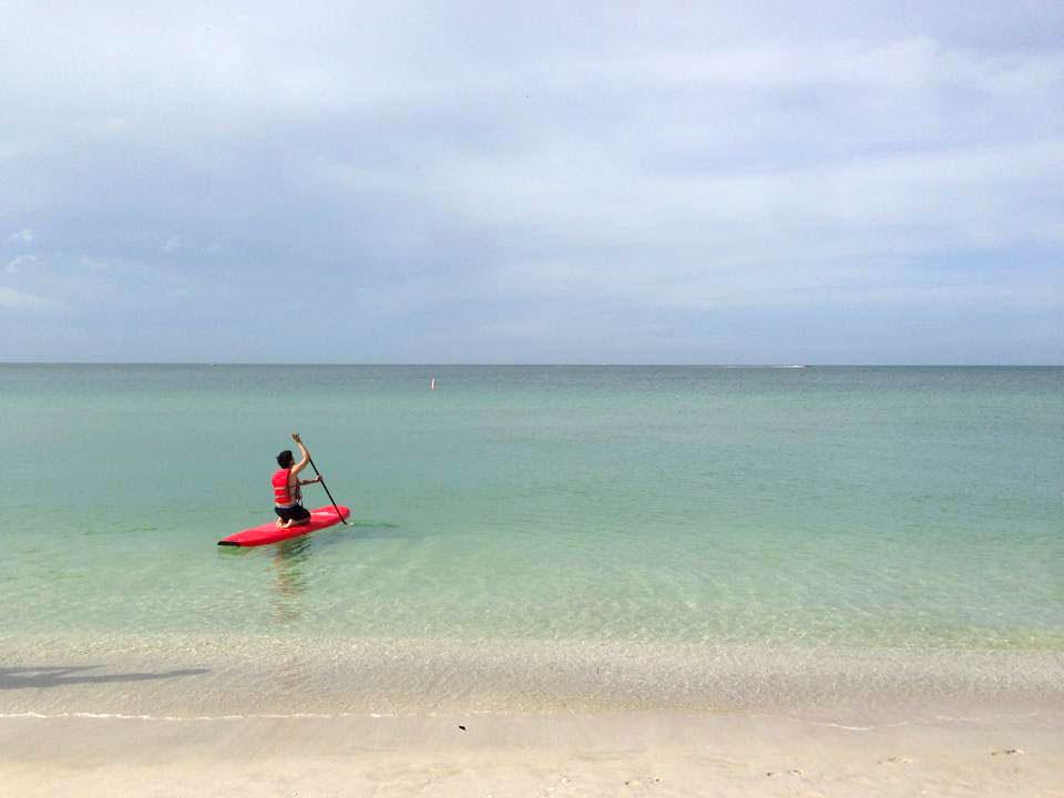 Paddleboarding Naples Florida