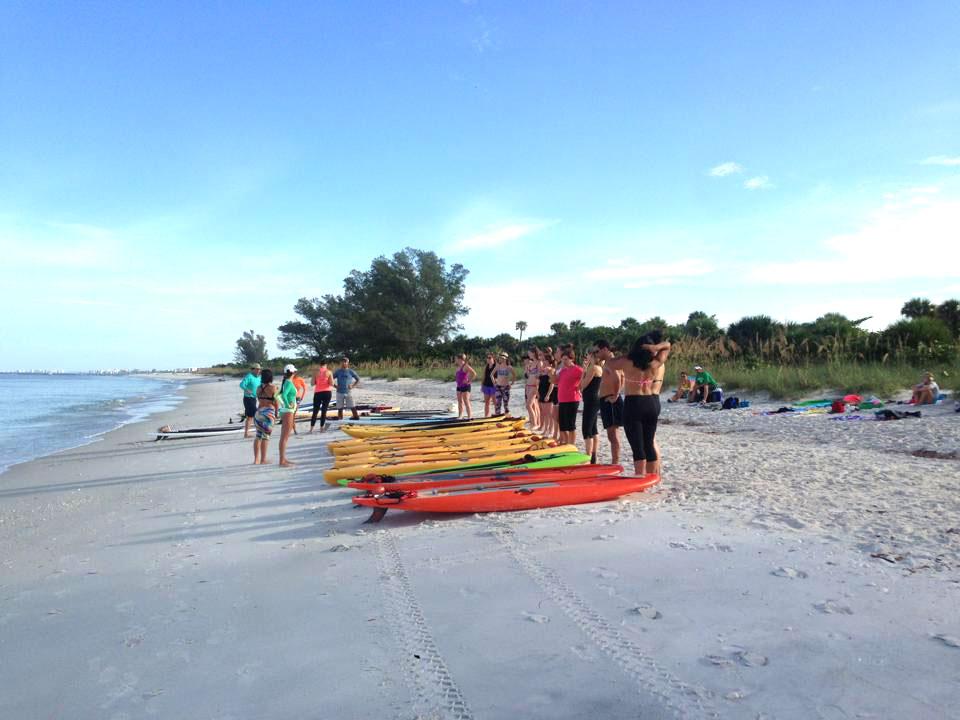 SUP Classes Naples Florida