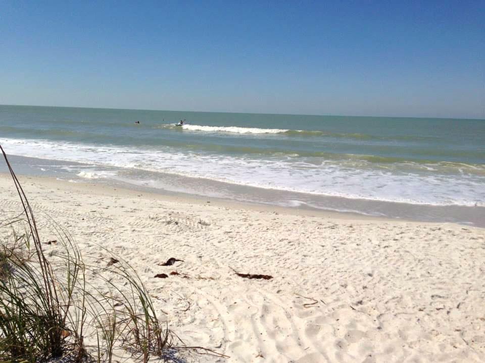 White Sand Beaches Naples Florida
