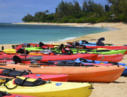 The Many Benefits of Kayaking