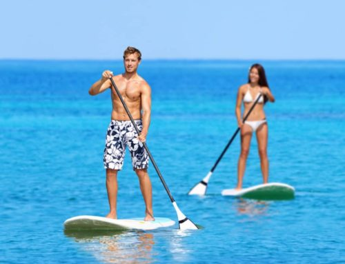 5 Tips to Help You Learn How to Paddleboard
