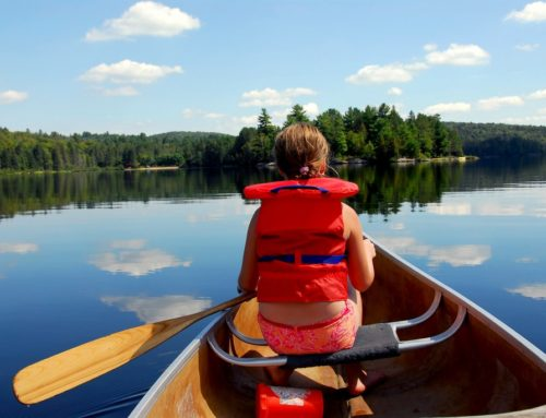Top 5 Canoeing Tips for Beginners