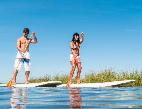 How to Get a Great Workout with Stand-Up Paddleboarding