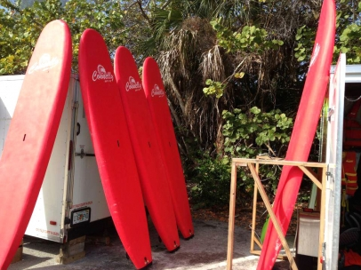 SUPs For Rent Naples Florida