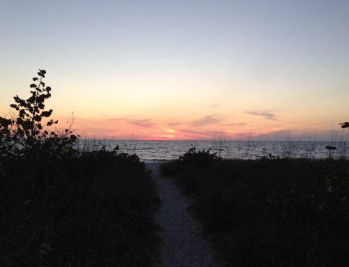 Naples Beach Vacation In November