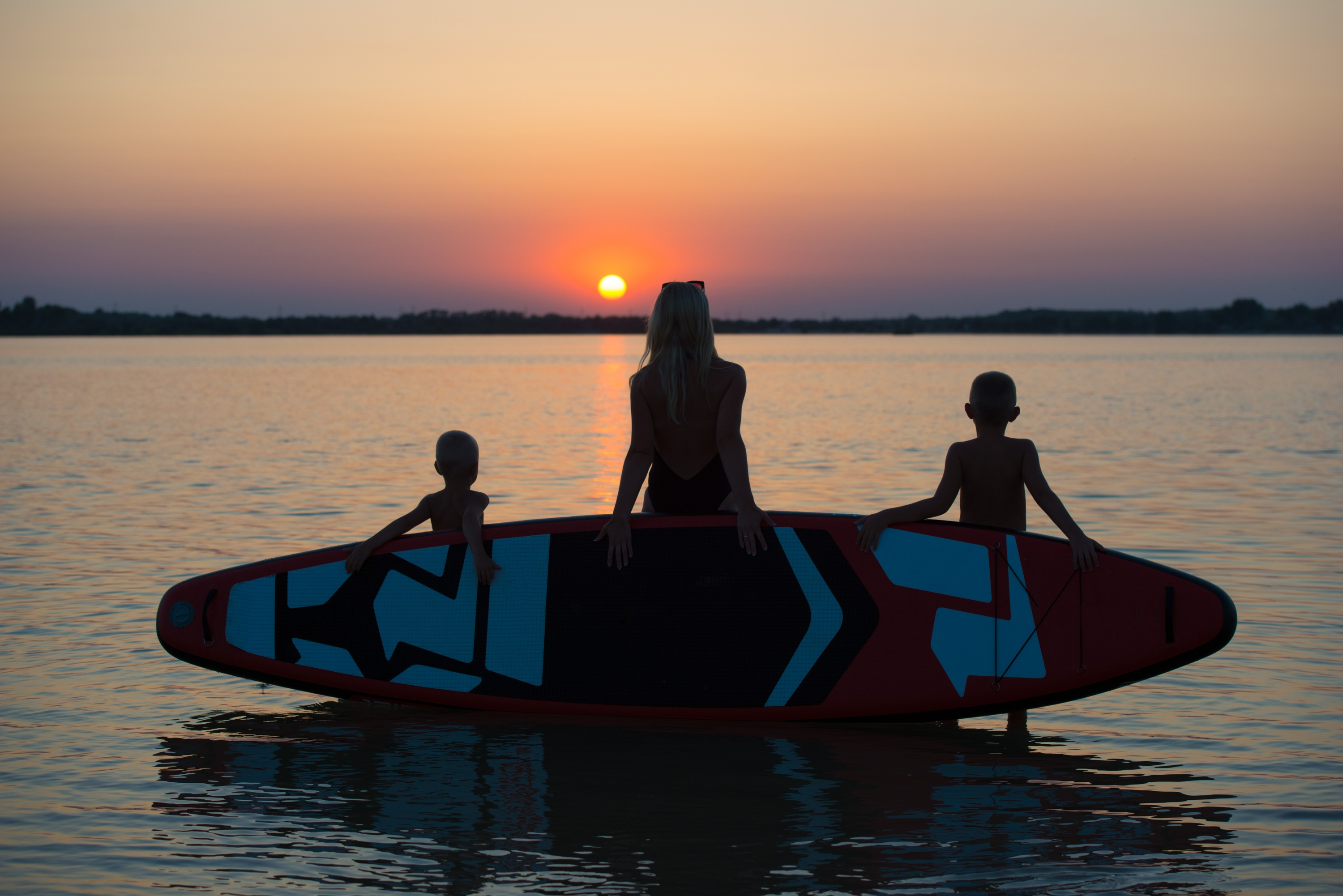 Paddleboarding Safety Guidelines When With A Child