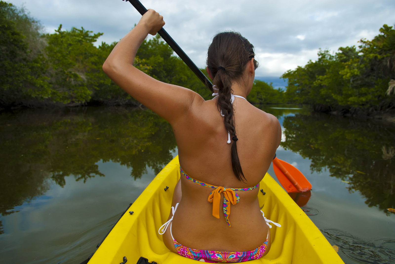 The Exciting Things To Expect From Naples Kayak Tours