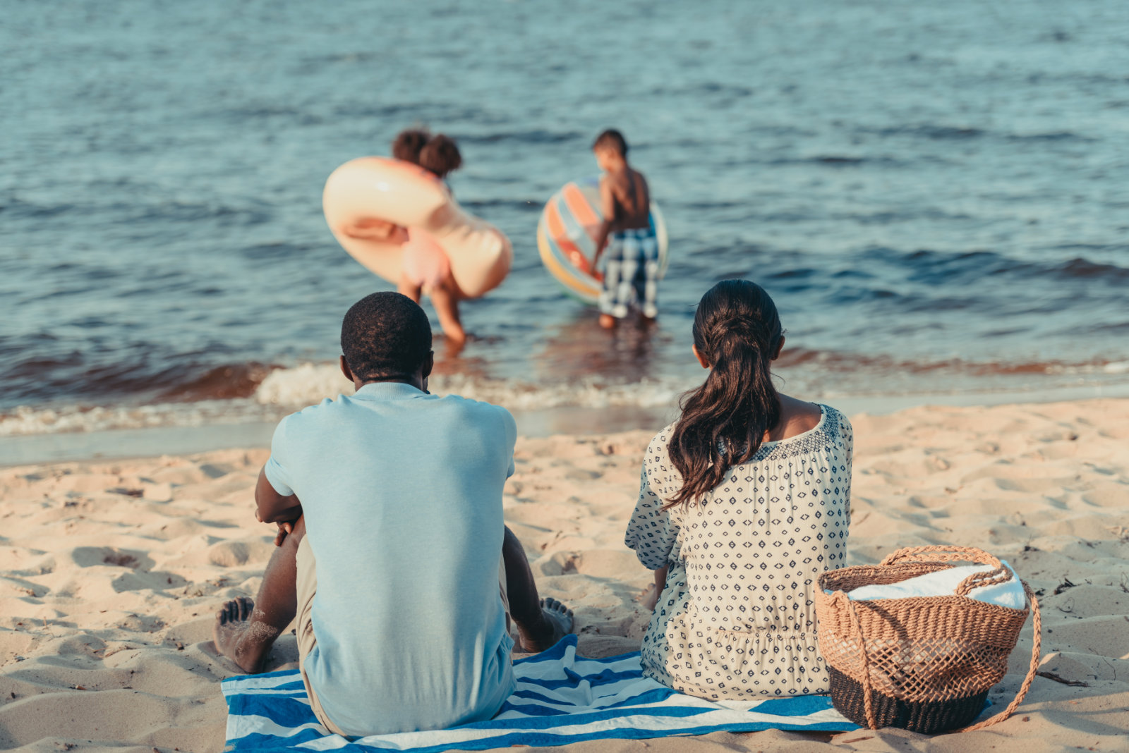 4 Activities Families Can Do At the Beach
